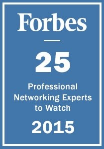 Forbes Award Blue
